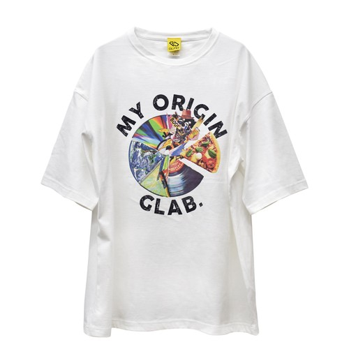 MY ORIGIN BIG T-Shirts / White