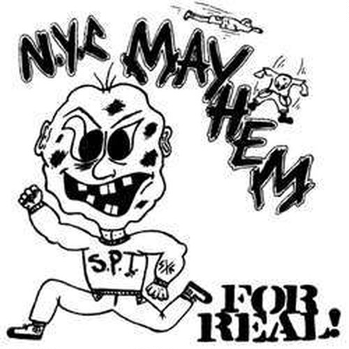 NYC Mayhem - For Real LP