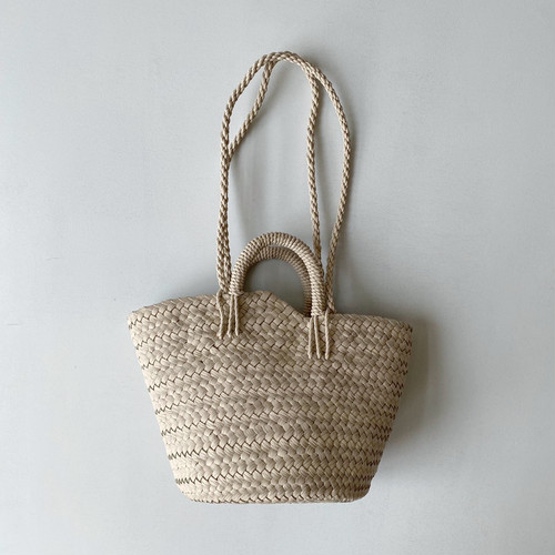 【Aeta】LEATHER BASKET / BASKET S +SHOULDER / KG05