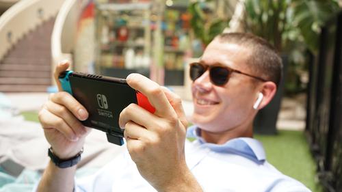 Nintendo Switch用Bluetooth対応USB-Cコネクター