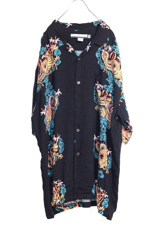 Dragon pattern shirt