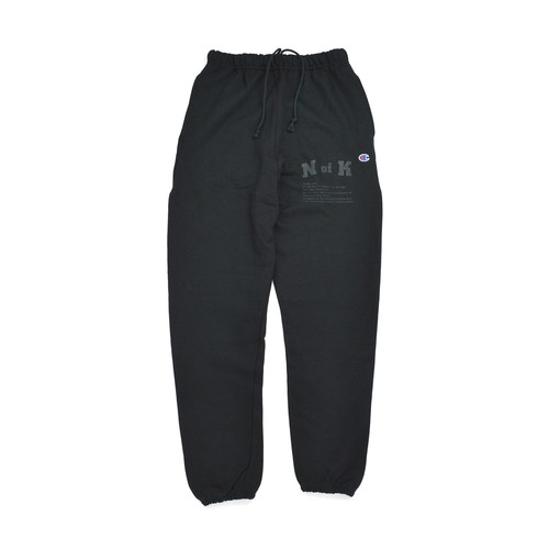 Means  RS Sweat Pants / BLACK