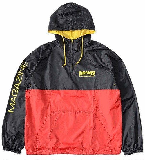 THRASHER - MAG LOGO ANORAK