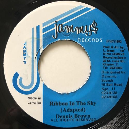 Dennis Brown - Ribbon In The Sky【7-20705】