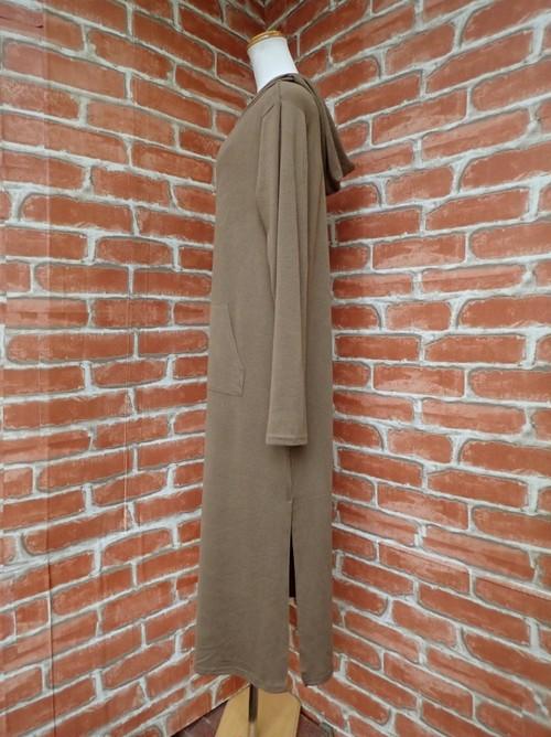 ドルイドのローブ 超ロング丈ファンタジー服