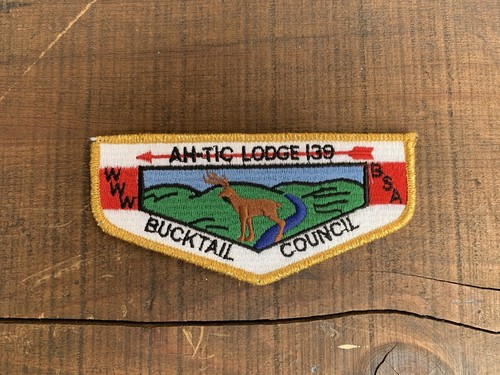 Vintage Boy Scout Patch ビンテージ ボーイスカウト ワッペン-4