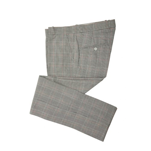 Relco London | Prince of Wales Check Trousers