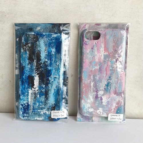 iPhone 7 paint case 【kannnna】