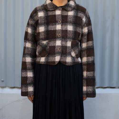 Short Length Boa Fleece Shirt