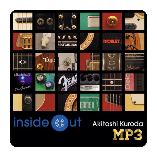 Inside Out / 黒田晃年 (MP3)
