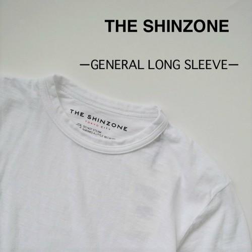 THE SHINZONE/シンゾーン・ジェネラルロングスリーブ