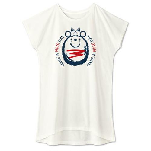 キャラT42 たこさんwinなーナイスくんver.2 *ワンピースタイプ Tシャツ