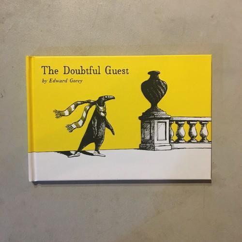 【新刊】The Doubtful Guest / Edward Gorey