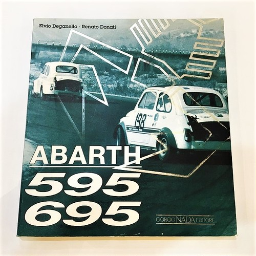 Abarth 595/695【Used Book】【税込価格】