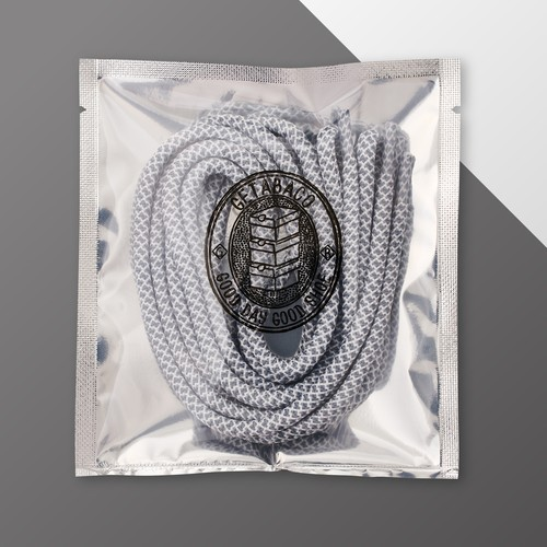 ROPE LACE [GREY]