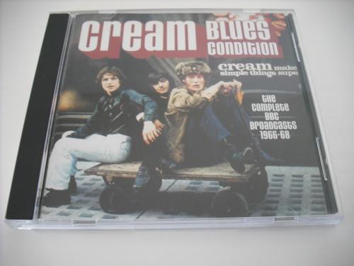 【CD】CREAM (ERIC CLAPTON) / BLUES CONDITION