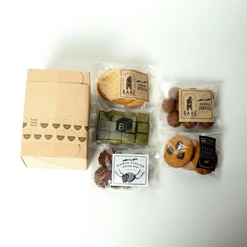 焼き菓子5種BOX