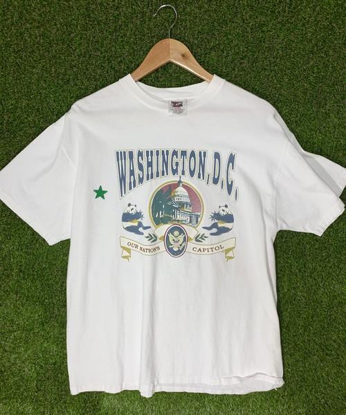 Washington DC print T-shirt