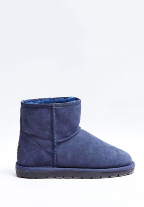 UGG Boots Classic Mini Navy 送料込み