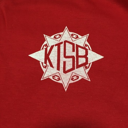 KTSB Gang Starr Tシャツ