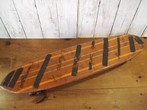 ウッドスケートボード SURE-GRIP 99P