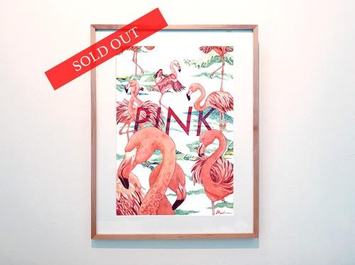 原画作品『PINK』