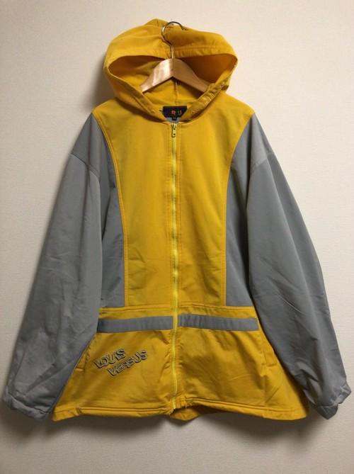 2000's LOUIS VERSUS hooded jacket