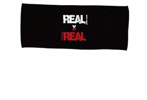 REAL オリジナルタオル