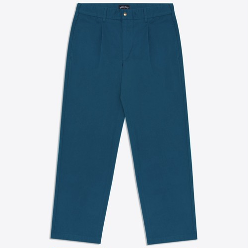 Single Pleat Chino(Deeplagoon)