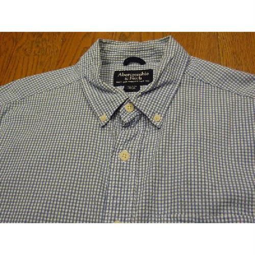 Abercrombie & Fitchの古着ボタンダウンシャツ【クリックポスト利用で送料無料】