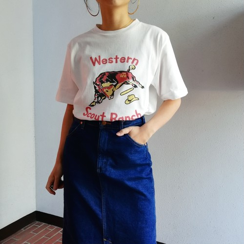 WESTOVERALLS(WESTS SCOUT T-SHIRTS)