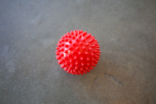 [PRO-TEC]Spiky Massage Ball