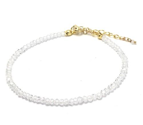 ★4月限定価格★CZダイヤのブレスレット