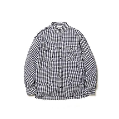 Nanga Check Camp Shirt チェック キャンプ シャツ