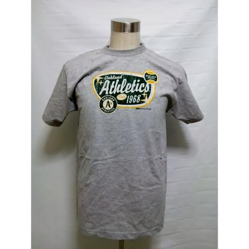 オークランド アスレチックス Tシャツ MLB OAKLAND ATHLETIC B系 ストリート系 Tシャツ TEE T-SHIRTS 大きいサイズ xxl メジャーリーグ ベースボール 野球 major 238