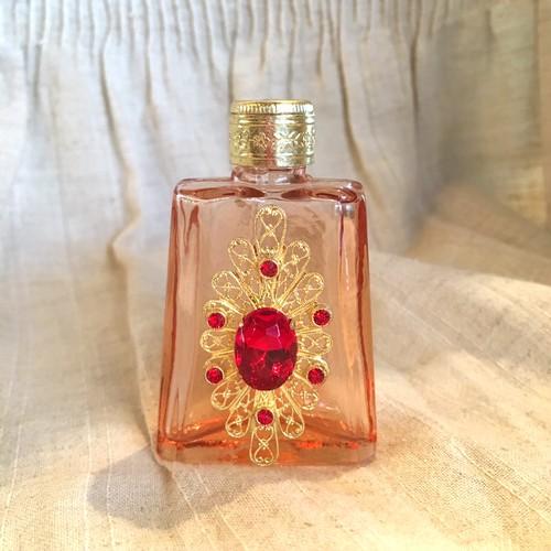 チェコ産 アンティーク調 香水瓶