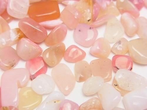 ○★天然石さざれ★ピンクオパール 100g