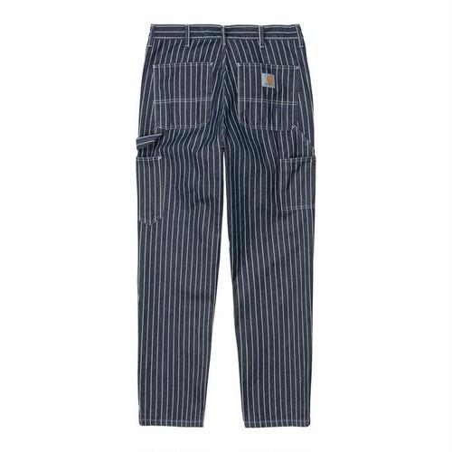 【Carhartt WIP】 RUCK SINGLE KNEE PANT (Dark Navy / Wax rinsed) カーハート シングルニーパンツ