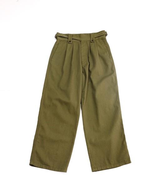 Euro military buggy pants (khaki)