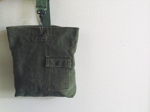 40s military bag 2way