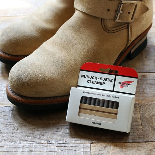 RED WING NUBUCK SUEDE CLEANER KIT [RW97109]
