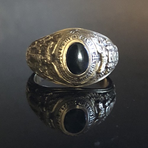 Tiffany US Naval Academy Class Ring