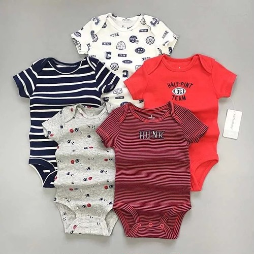 Rompers Ball sports 5pieces set