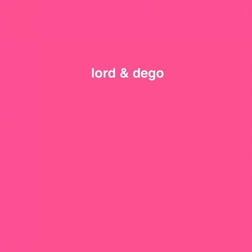 """【残りわずか/12""""】Lord & Dego - Lord & Dego"""