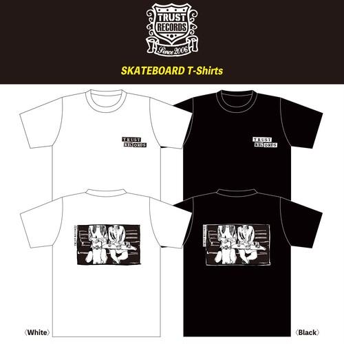 【TRUST RECORDS 】SKATEBOARD T-Shirts