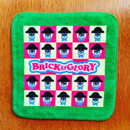 BRICK&GLORY Mini Towel
