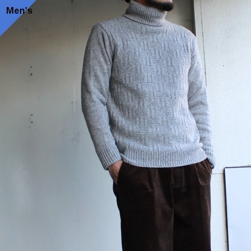 Orgueil タートルネックセーター Turtleneck Sweater OR-4123 2カラー