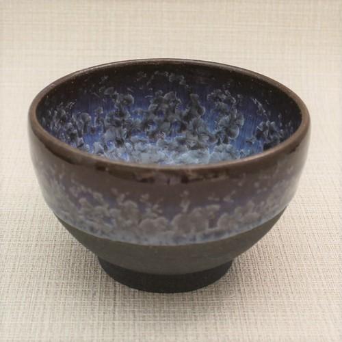 結晶釉飯碗(d) [Cosmo]