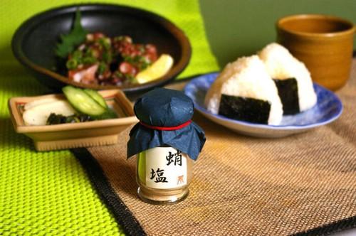 蛸塩(tasko salt)