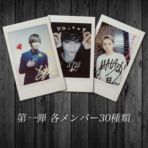 【HaSH】ピンショットチェキ(2枚セット)